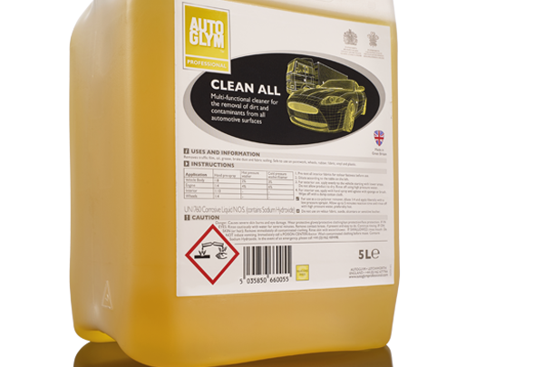 Autoglym Clean All